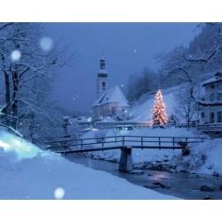 Christmas Tree Wax Buttons