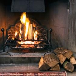 Fireside Wax Melt Buttons