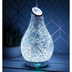 Silver Mosaic Electric...